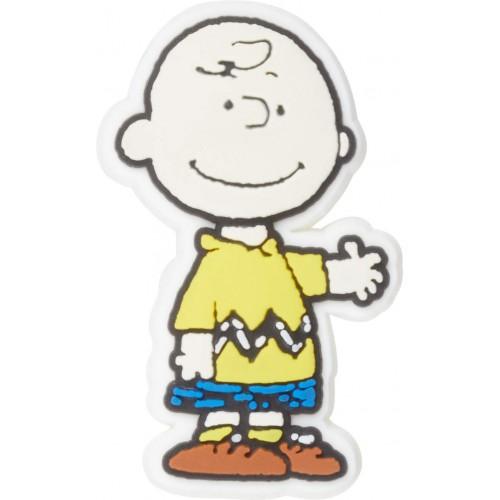 JIBBITZ Peanuts Charlie Brown