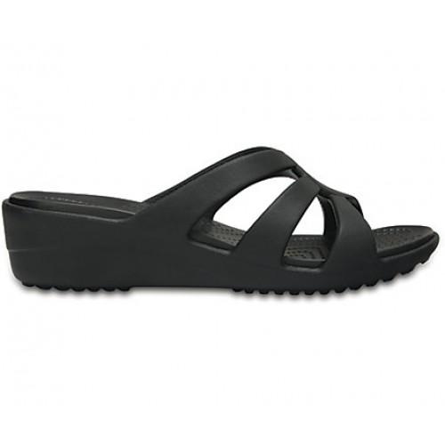 Crocs™ Sanrah Strappy Wedge
