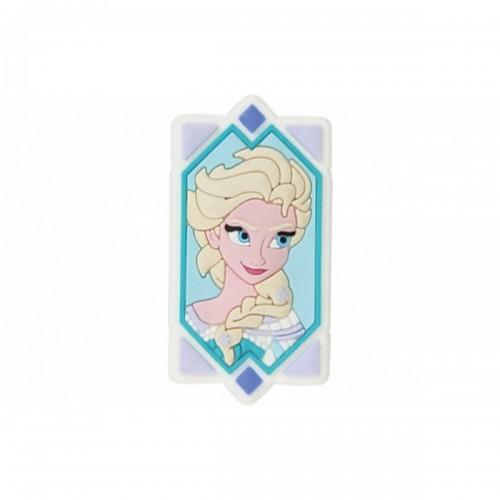 JIBBITZ Elsa Frozen Northern Lights Char