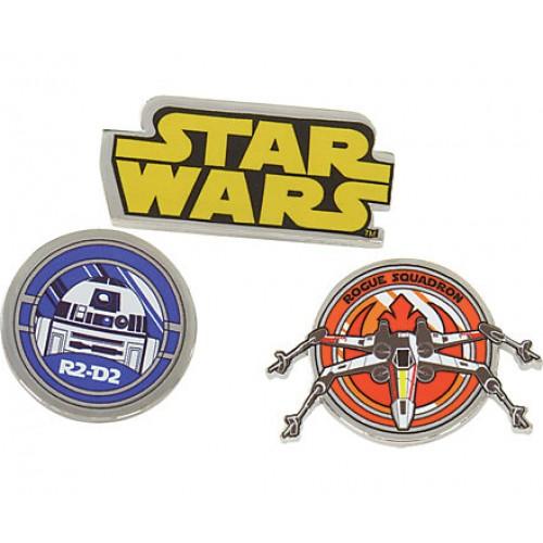 JIBBITZ Star Wars Classic 3 Pack