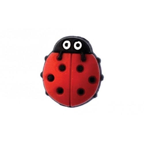 JIBBITZ Ladybug