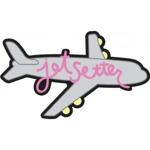 JIBBITZ Jetsetter Plane