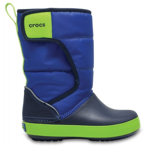Crocs™ Kids' LodgePoint Snow Boot