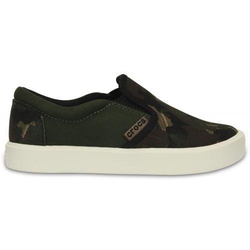 Crocs™ Citilane Graphic Slip-on Sneaker