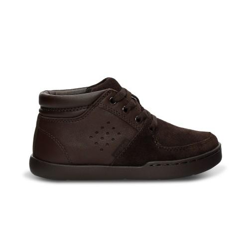 Crocs™ Kids' Dashiell Leather Chukka Boot