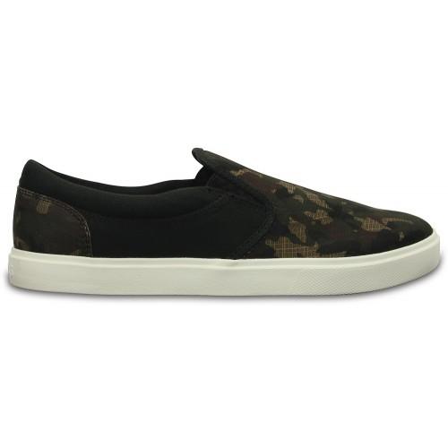 Crocs™ Men's Citilane Graphic Slip-on Sneaker