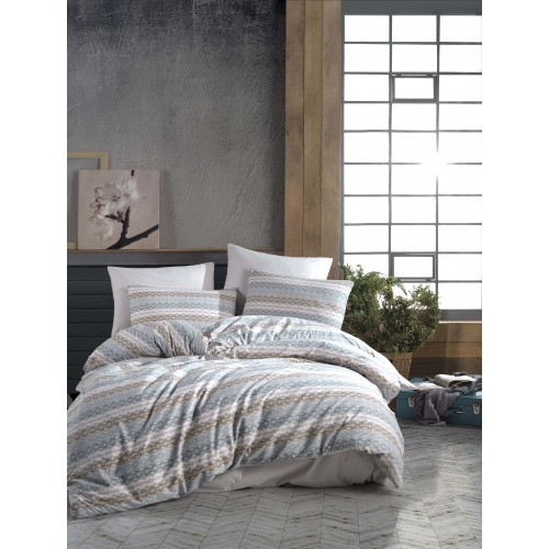 Puuvillane voodipesukomplekt Era 200x200 cm