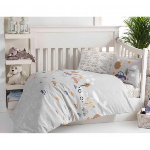 Lastele voodipesu komplekt Beep 100x140 cm
